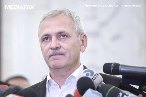 Imaginea articolului BREAKING Liderul PSD, Liviu Dragnea, după audierea de la Parchetul General din dosarul protestelor: Am fost audiat ca martor în legătură cu declaraţiile privind tentativa de lovitură de stat