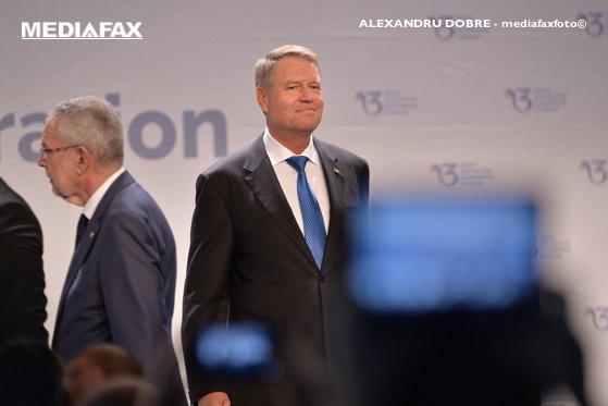 Imaginea articolului Iohannis, la Summitul celor Trei Mări: UE şi SUA trebuie să fie cât de aproape se poate una de alta