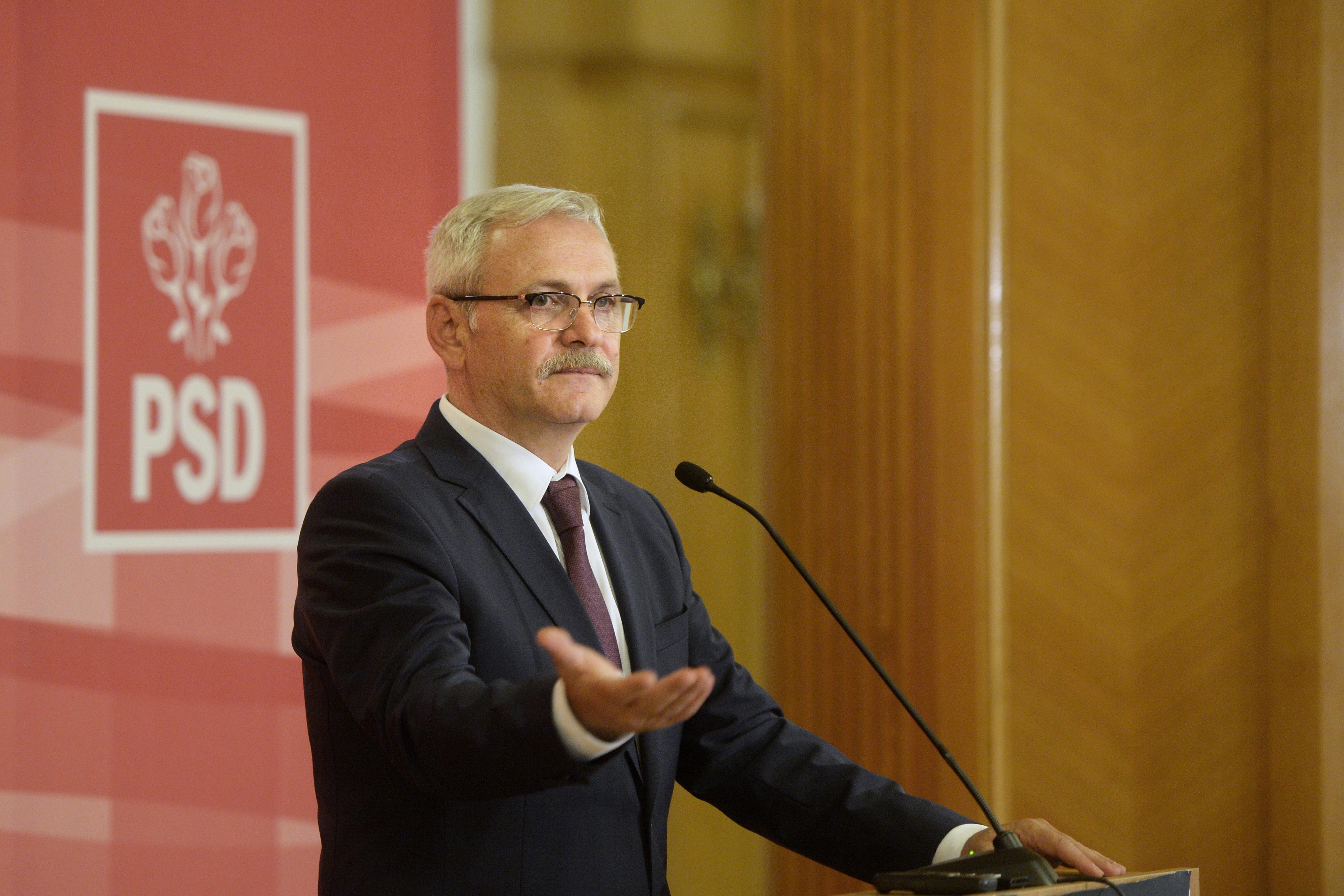 CONFRUNTARE câştigată de Dragnea în PSD: Vot de ÎNCREDERE masiv la CExN/ Firea, cifre diferite: Au fost 10 voturi să facă un pas lateral. Cum explică numărul mic de susţinători | VIDEO