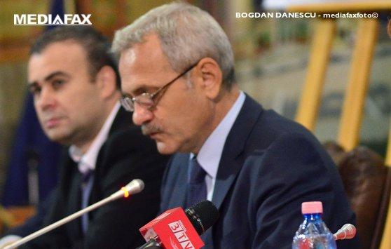 Imaginea articolului Dragnea şi lideri judeţeni PSD discută la Parlament despre ordinea de zi la Comitetul Executiv Naţional de luni/ Vasilescu, despre excluderi din PSD, la CEx: Este foarte posibil