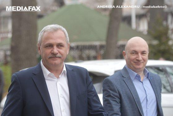 Imaginea articolului CExN al PSD: Codrin Ştefănescu a fost AVANSAT în funcţia de secretar general al partidului - surse