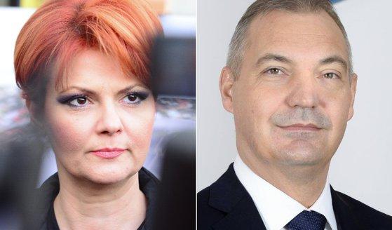 Imaginea articolului Este oficial: Olguţa Vasilescu, propusă la Ministerul Dezvoltării, iar Mircea Drăghici la Transporturi/ Dragnea: Iohannis încalcă legea dacă refuză | VIDEO