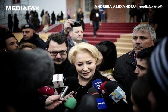 """Imaginea articolului Dezamăgirea Vioricăi Dăncilă faţă de """"românii"""" care au susţinut rezoluţia PE privind statul de drept: Înainte erau Macovei şi Preda, acum sunt mai mulţi"""