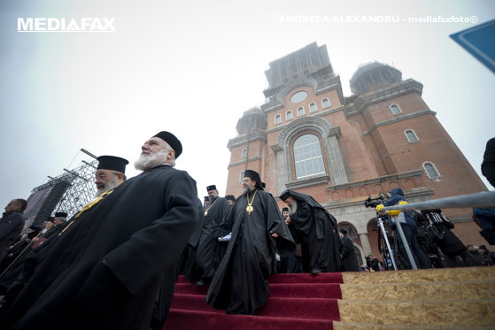 Imaginea articolului Olguţa Vasilescu: Aveam nevoie de Catedrala Mântuirii. Felicit Biserica Ortodoxă Română