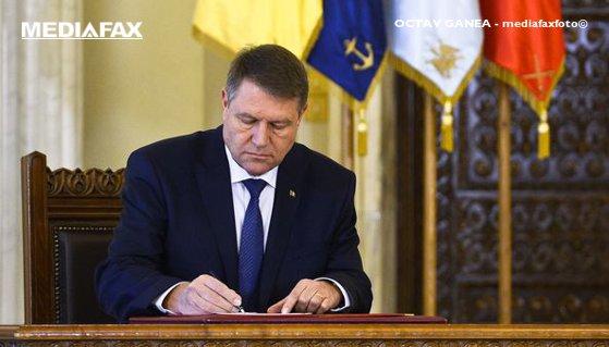 Imaginea articolului Iohannis, decizie importantă legată de cea de-a doua remaniere a guvernului Dăncilă