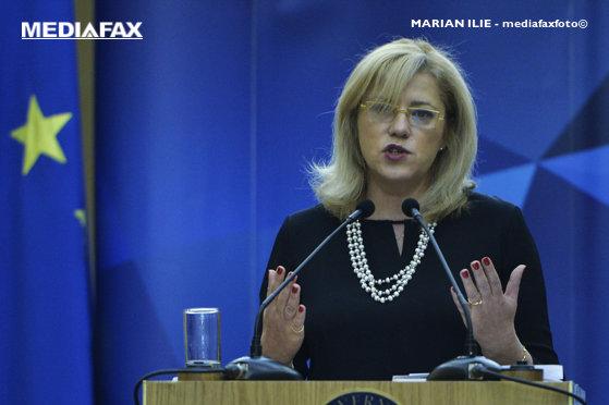 Imaginea articolului Creţu o somează pe Dăncilă să precizeze dacă atacurile la adresa Comisiei Europene reprezintă poziţia oficială a statului român