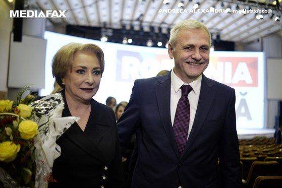 Imaginea articolului Premierul Dăncilă discută cu Liviu Dragnea, în biroul său din Camera Deputaţilor, înaintea CEx