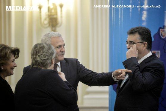 Imaginea articolului Reacţia lui Liviu Dragnea după ce Marian Oprişan a cerut amnistie şi graţiere de la tribuna CN al PSD