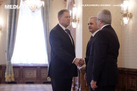 """Imaginea articolului Dragnea: Nu conduce Klaus Iohannis sistemul paralel. Este o """"păpuşă""""/ Cel mai influent este Lucian Pahonţu, şeful SPP"""