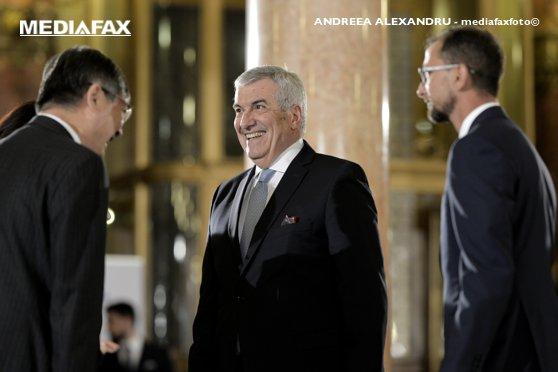 Imaginea articolului Tăriceanu, la ceremonia de deschidere a Preşedinţiei României la Consiliul UE: Câteva instituţii păstrează metode trecute. Vom arăta care sunt aspectele care deranjează