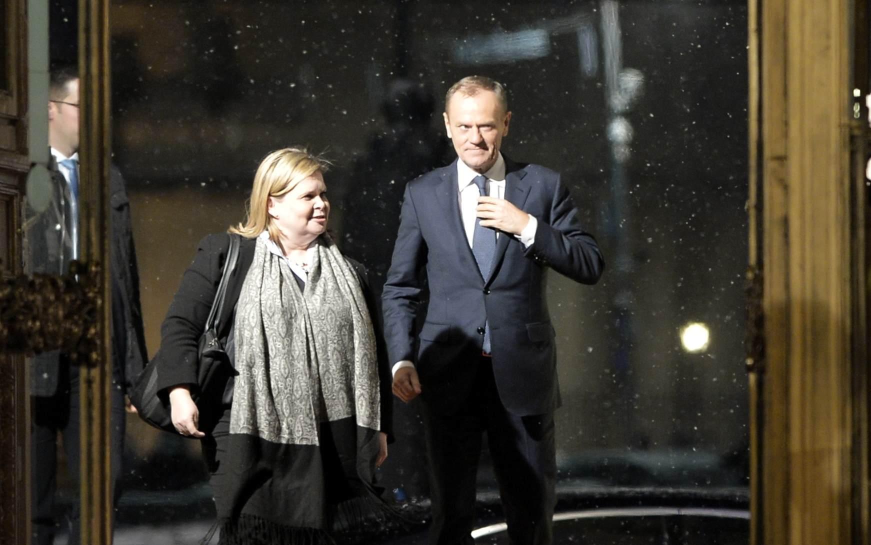 """Povestea din spatele discursului """"de senzaţie"""" al preşedintelui Consiliului European, Donald Tusk. Detalii din culise, oferite de cel care a făcut traducerea în limba română"""