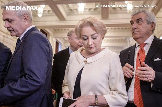 Imaginea articolului Dăncilă, despre refuzul lui Iohannis de a-i numi pe  Olguţa Vasilescu şi Mircea Drăghici la ministerele Dezvoltării şi Transporturilor: Trebuie mers la Curtea Constituţională. Decizia va fi luată în coaliţie