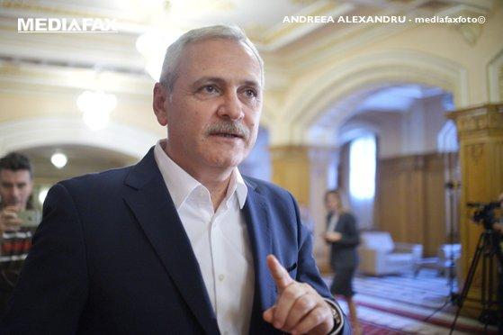 Imaginea articolului Scandal în Parlament. Dragnea, replică la criticile Opoziţiei: N-am statura unui om de stat paralel