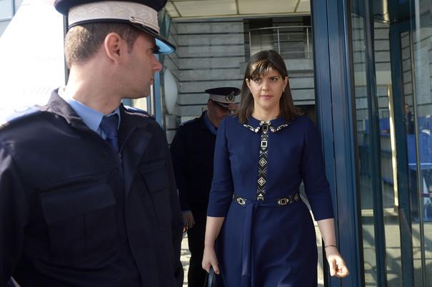 ULTIMA ORĂ Laura Codruţa Kovesi s-a prezentat la Secţia pentru anchetarea magistraţilor pentru a fi audiată