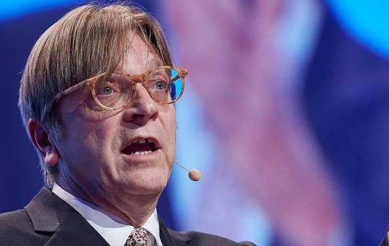 Imaginea articolului Un eurodeputat PSD îi răspunde liderului ALDE european: Guy Verhofstadt  ne solicită încălcarea statului de drept în România