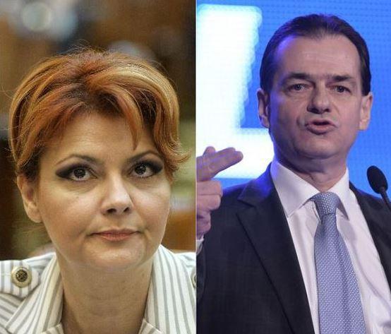 Orban, replică pentru Olguţa Vasilescu: A servit ceva sau a fumat iarbă. Cum să minţi cu aşa ceva?