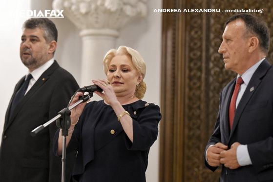 Imaginea articolului PSD nu semnează PACTUL propus de preşedinte