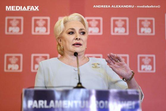 Imaginea articolului Viorica Dăncilă vrea audit financiar intern la PSD pentru a verifica felul în care au fost cheltuiţi banii de către partid