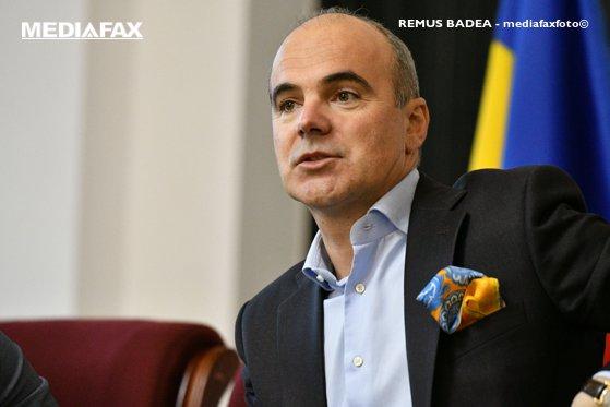 Imaginea articolului Rareş Bogdan, despre moţiunea de cenzură: Avem 214 voturi garantate, pot fi chiar 218