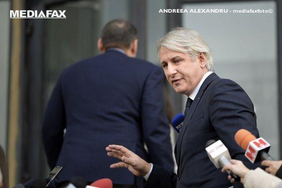 Imaginea articolului Teodorovici confirmă candidatura pentru prezidenţiabilul PSD: Da, pentru că vreau să arăt că un preşedinte poate să facă, nu doar să vorbească sau doar să tacă