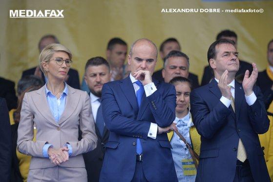 Imaginea articolului Consiliera lui Ludovic Orban, propusă de acesta pentru şefia PNL Bucureşti/ Rareş Bogdan: Dacă ar fi Violeta Alexandru nu pot să fiu decât încântat