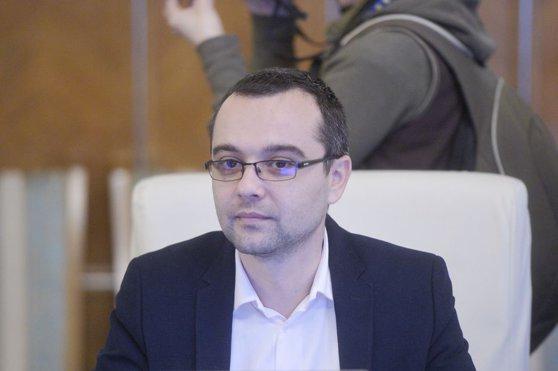 Imaginea articolului Preşedintele TSD Gabriel Petrea candidează pentru funcţia de secretar general PSD