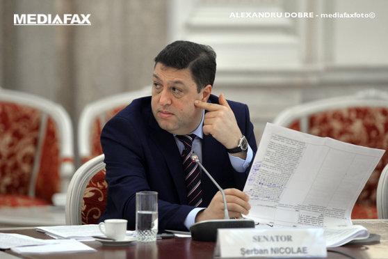 Imaginea articolului Şerban Nicolae: Sunt de acord să avem un candidat comun cu ALDE la prezidenţiale, dar să fie din PSD