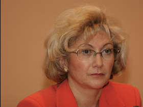 Imaginea articolului Theodora Bertzi a fost revocată de Parlament din Colegiul director al CNCD