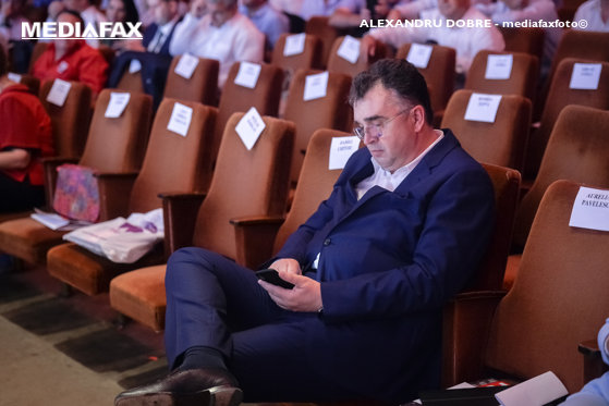 Imaginea articolului Cristoiu, martor la huiduirea lui Marian Oprişan la Congresul PSD: Un moment unic în postdecembrism. Şeful PSD Vrancea e terminat
