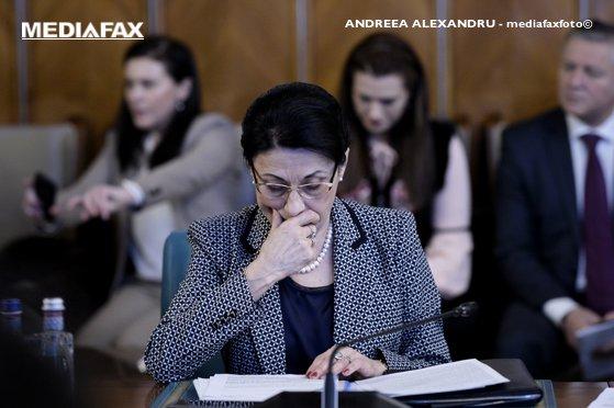Imaginea articolului Congres PSD în Teleorman, marcat de gafe: Ministrului Educaţiei, Ecaterina Andronescu, a încurcat numele judeţului, cu al oraşului în care se afla/ Delegatul ALDE Virgiliu Cocoşilă a redenumit PSD
