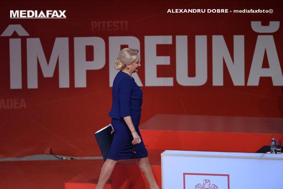 Mesajul unui membru PSD către Dăncilă: Dacă o blondă va conduce ţara, să fie a noastră