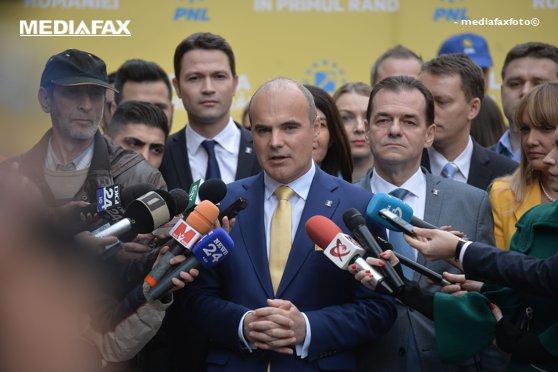 Imaginea articolului Rareş Bogdan a anunţat că va fi prim-vicepreşedinte PNL