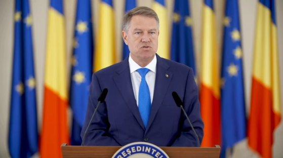 Imaginea articolului Iohannis, de Ziua Imnului: Statul român contribuie activ la consolidarea relaţiei transatlantice