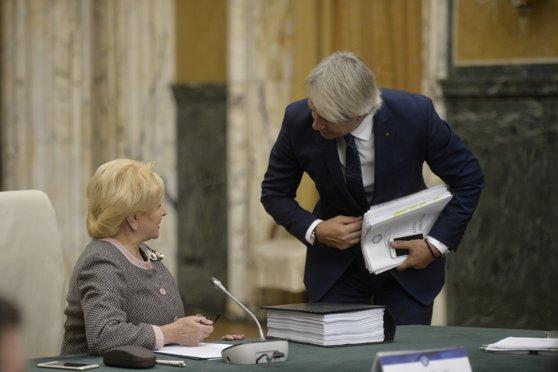 Imaginea articolului ULTIMA ORĂ Guvernul va adopta, luni, rectificarea bugetară