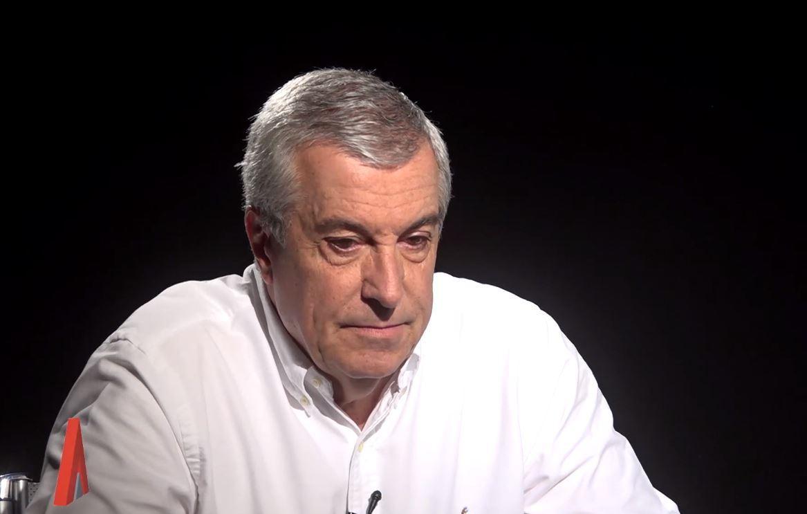 EXCLUSIV Călin Popescu Tăriceanu: Nu vreau să fac parte dintr-o guvernare impotentă. Guvernul funcţionează din inerţie/ Este nevoie de un vot în Parlament   VIDEO