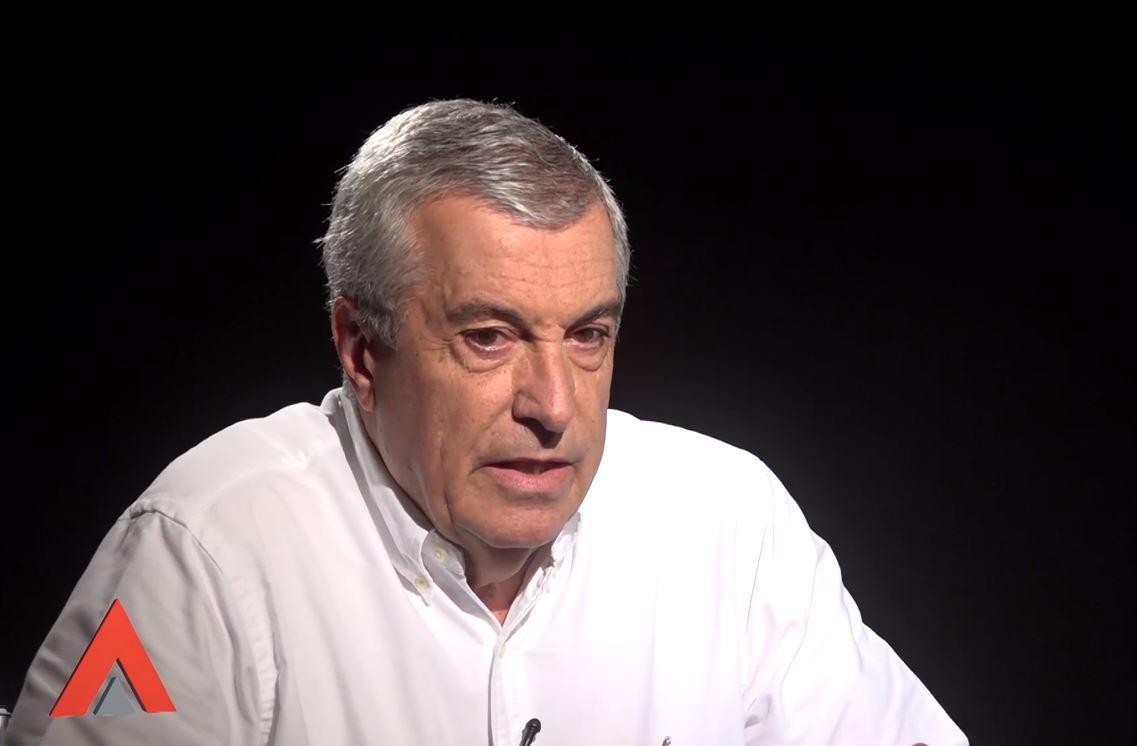 INTERVIU INTEGRAL Călin Popescu Tăriceanu: Doamna premier să înţeleagă că maniera de a duce targa pe uscat o perioadă este defavorabilă/ Trebuie ştearsă impresia de lipsă de competenţă/ Nu poţi să fii şi cu slănina în pod şi cu buzele unse. Unii au o dublă agendă