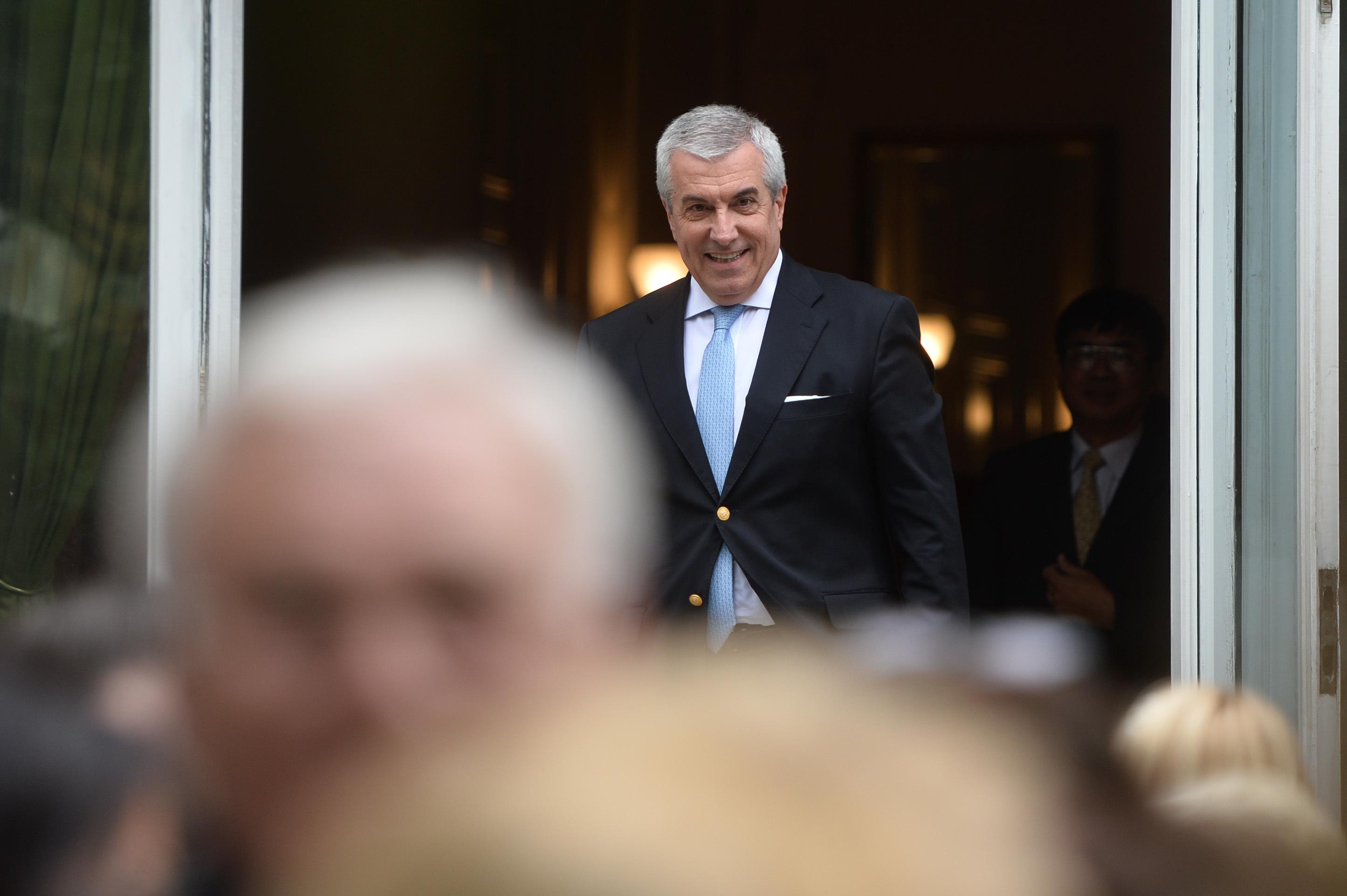 Tăriceanu relatează o discuţie cu Tudose: Dragă Mihai, eu nu particip la jocurile de putere din PSD