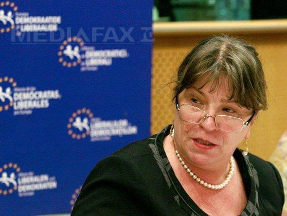 Imaginea articolului Norica Nicolai acuză PSD că nu s-a consultat cu ALDE în privinţa OUG anunţate de Birchall