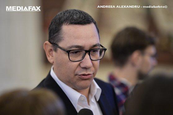 """Imaginea articolului Congresul PSD """"începe"""" cu un discurs nerostit al lui Ponta. Fostul lider social-democrat le promite sprijinul Pro România, dar pune condiţii"""