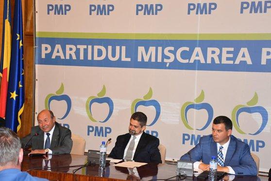 Imaginea articolului Theodor Paleologu a fost desemnat candidatul PMP la prezidenţiale. Mihail Neamţu, purtător de cuvânt al partidului