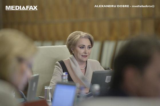 Imaginea articolului ULTIMA ORĂ Viorica Dăncilă a trimis, luni, la Cotroceni propunerile de miniştri: Dana Gîrbovan, Mihai Fifor şi Şerban Valeca