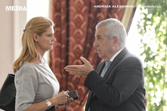 Imaginea articolului Tăriceanu: Cred că e o greşeală politică pe care o face Ramona Mănescu. Pentru ea e important să mai fie ministru două săptămâni