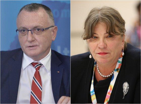 Imaginea articolului Norica Nicolai şi Sorin Cîmpeanu ar urma să coordoneze campania alianţei ALDE - Pro România. Când va fi înregistrată alianţa la BEC