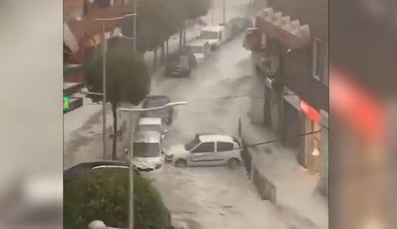 Imaginea articolului Fenomene meteo extreme în Spania: MAE avertizează cetăţenii români    FOTO, VIDEO