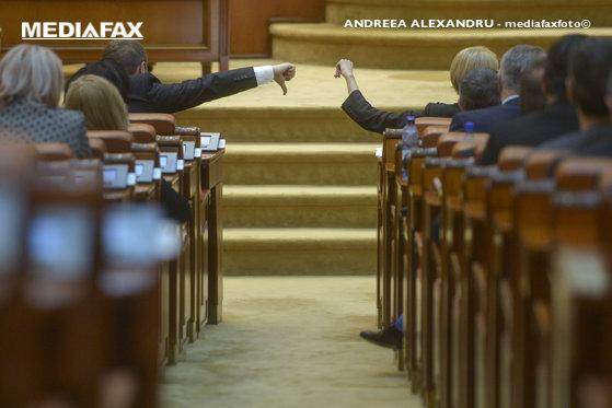 Imaginea articolului PMP doreşte să reînvie referendumul lui Băsescu de reducere a numărului de parlamentari