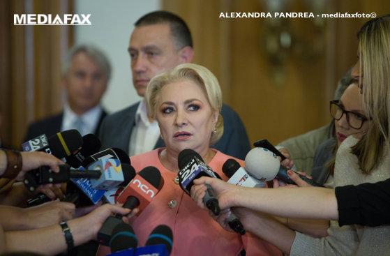 """Imaginea articolului Social-democraţii, despre """"bătălia"""" pierdută în 26 mai. Dăncilă: Europarlamentarele nu au fost câştigate de PNL sau USR, au fost pierdute de PSD"""
