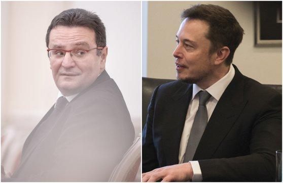 Imaginea articolului George Maior, reacţie rapidă după un tweet al lui Elon Musk despre deschiderea unei reprezentanţe TESLA în România