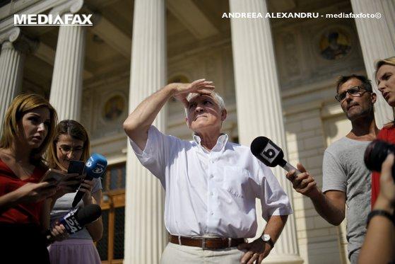 Imaginea articolului Actorul Mircea Diaconu a strâns semnăturile necesare pentru candidatura la preşedinţie
