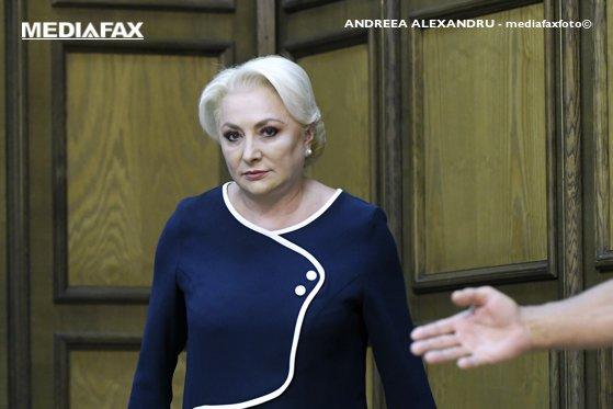Imaginea articolului Viorica Dăncilă, despre posibila desfiinţare a Secţiei de anchetă: Guvernul nu vrea să se implice în justiţie