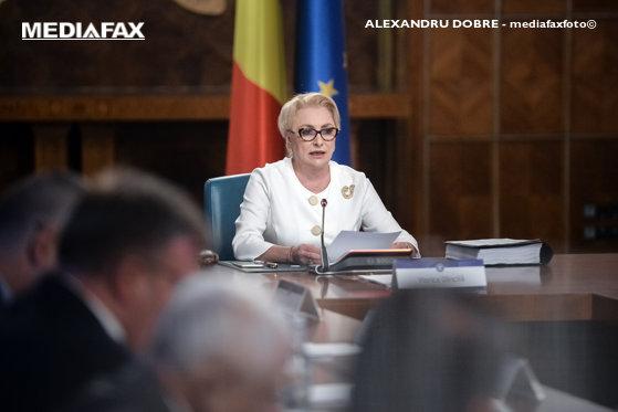 """Imaginea articolului Viorica Dăncilă, despre """"foaia de parcurs"""" pe statul de drept: Nu este niciun mandat de la Guvern"""